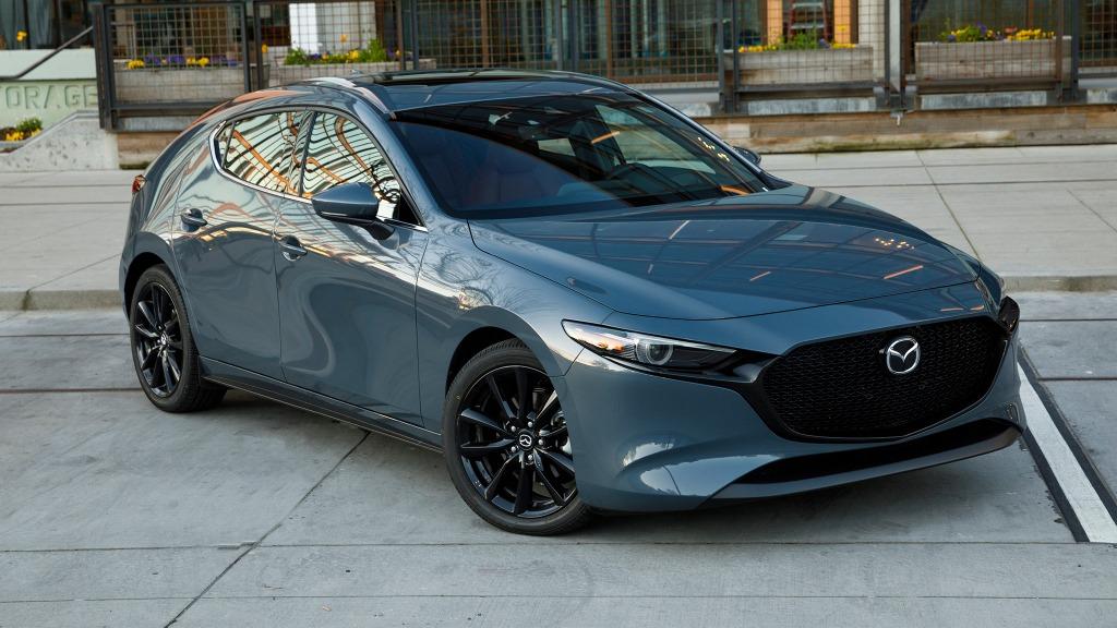 2021 Mazdaspeed 3 Concept