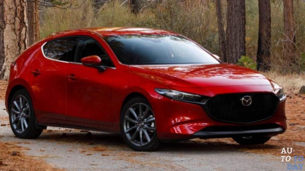 2021 Mazdaspeed 3 Exterior
