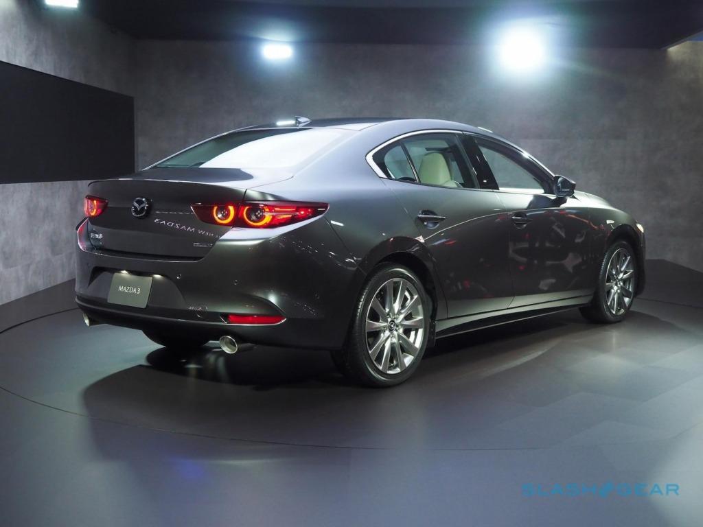 2021 Mazdaspeed 3 Wallpaper
