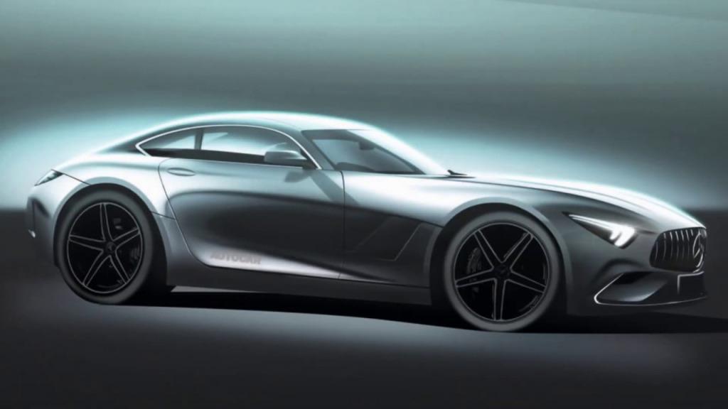 2021 Mercedes AMG GT Concept