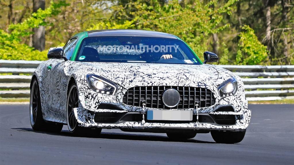 2021 Mercedes AMG GT Images