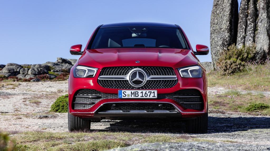 2021 MercedesBenz MClass Exterior