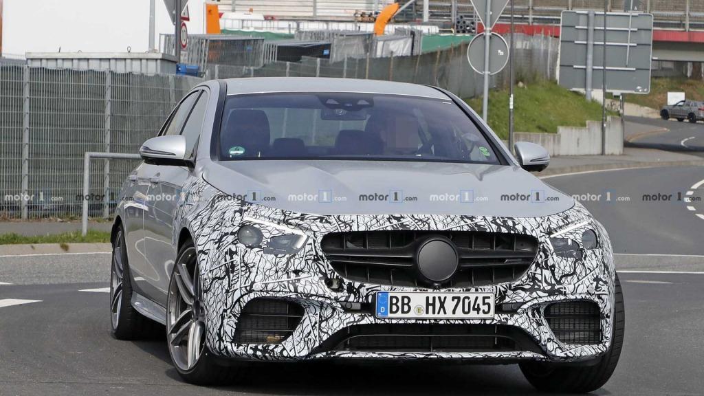 2021 Mercedes EClass Concept
