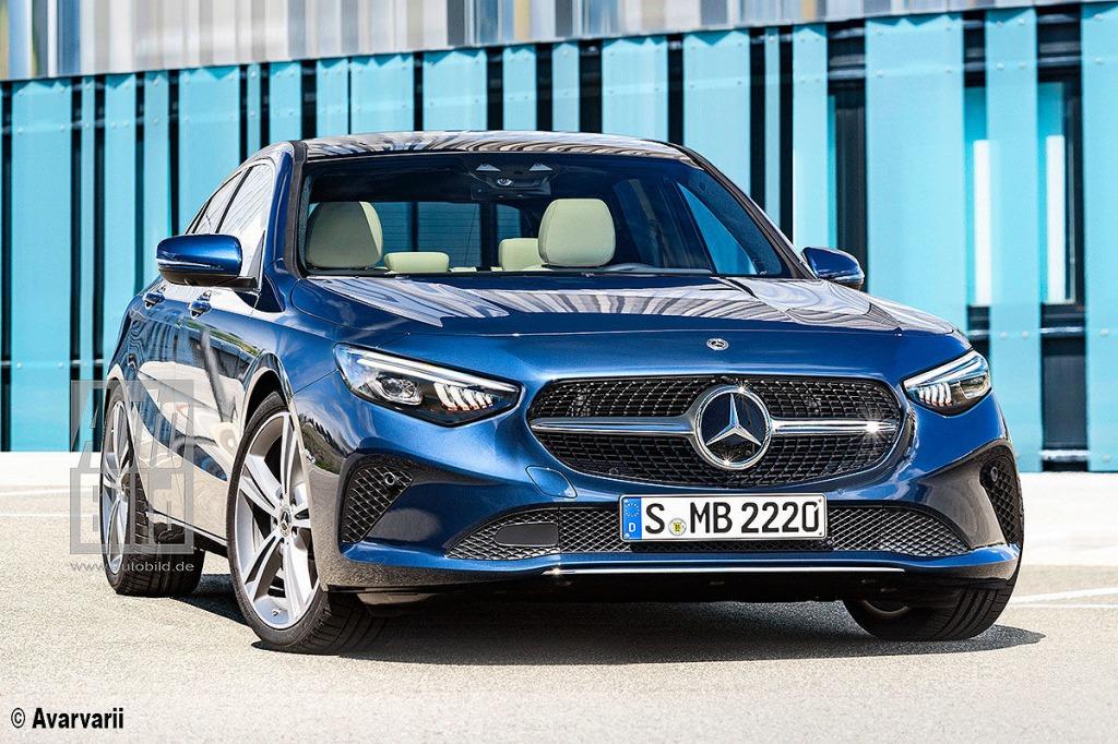 2021 Mercedes EClass Powertrain