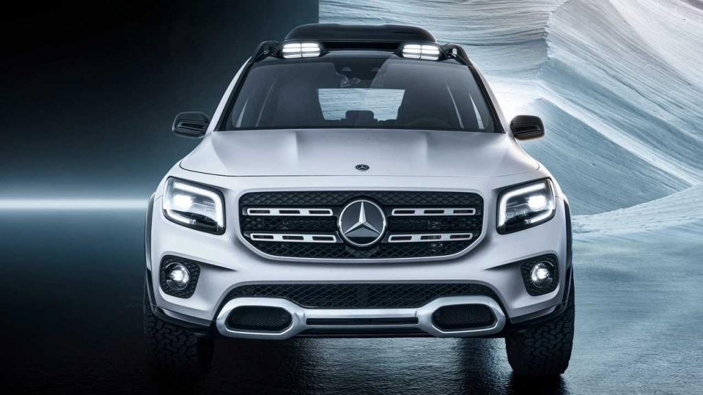 2021 Mercedes GLK Exterior