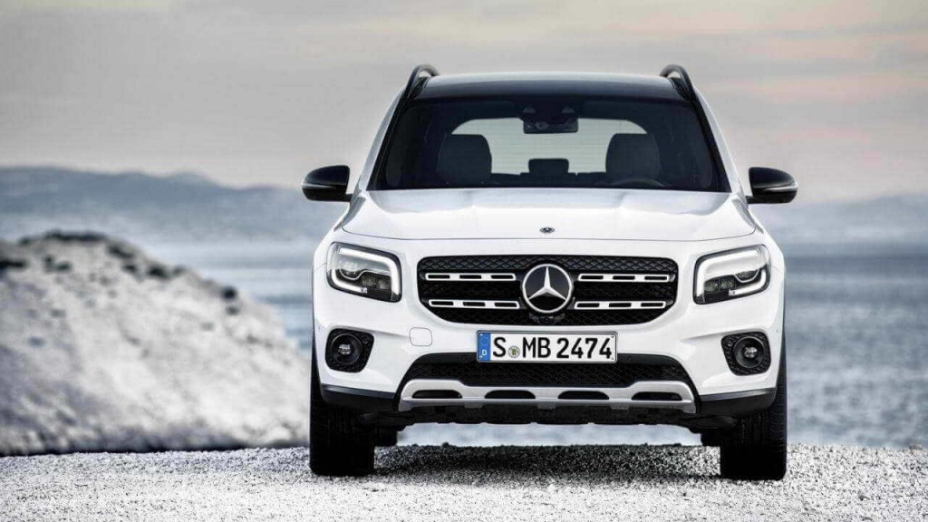 2021 Mercedes GLK Redesign