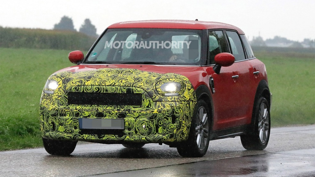 2021 Mini Clubman Redesign