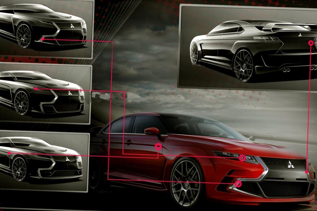 2021 Mitsubishi EVO XI Wallpapers | New Cars Zone