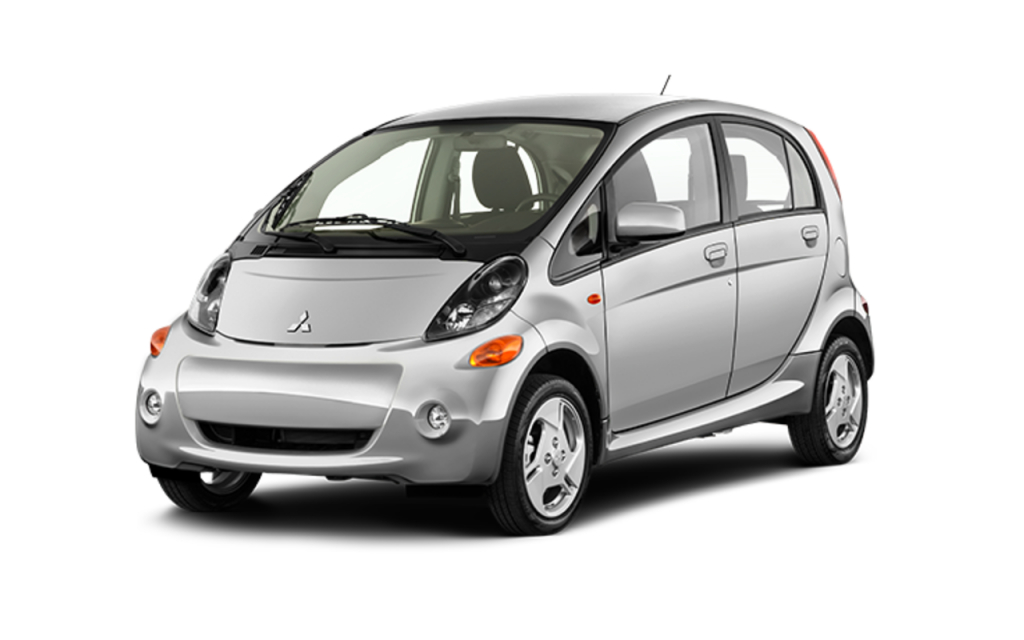 2021 Mitsubishi iMIEV Pictures