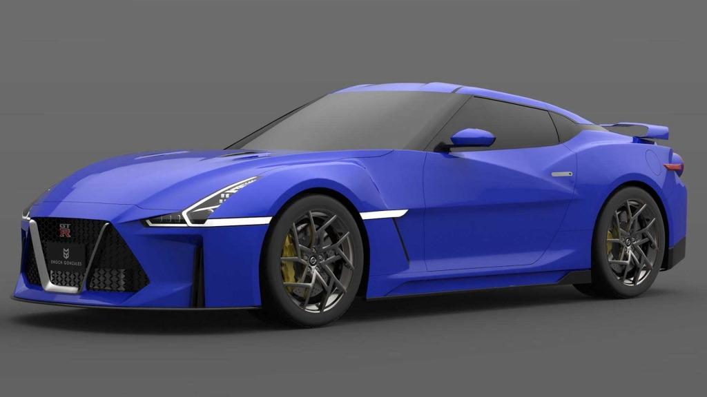 2021 Nissan 370Z Concept