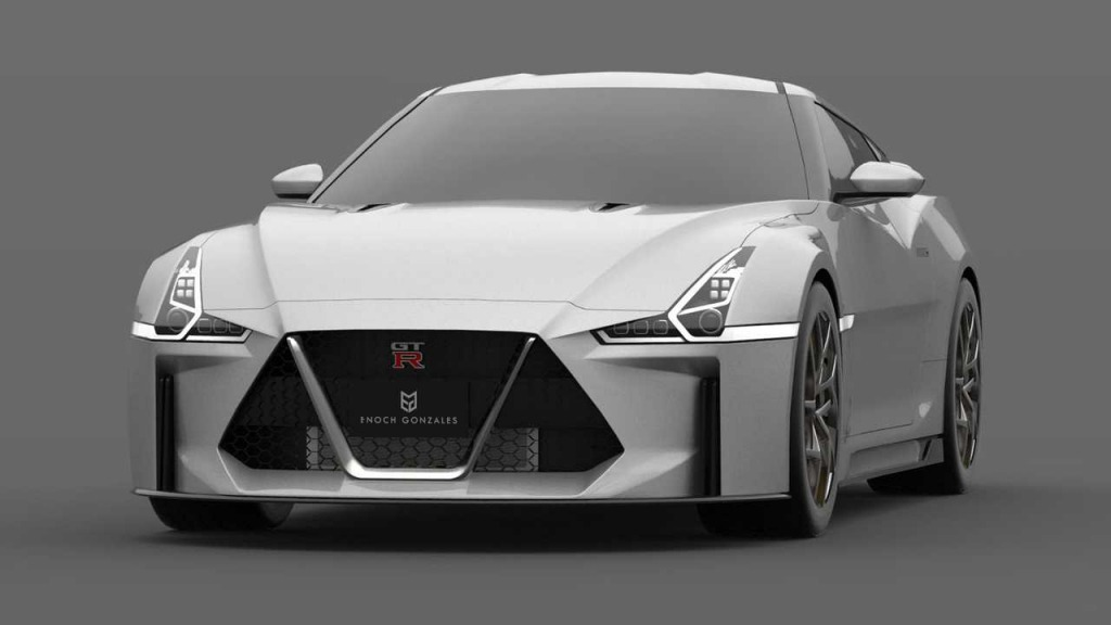 2021 nissan gtr price exterior spy photos redesign