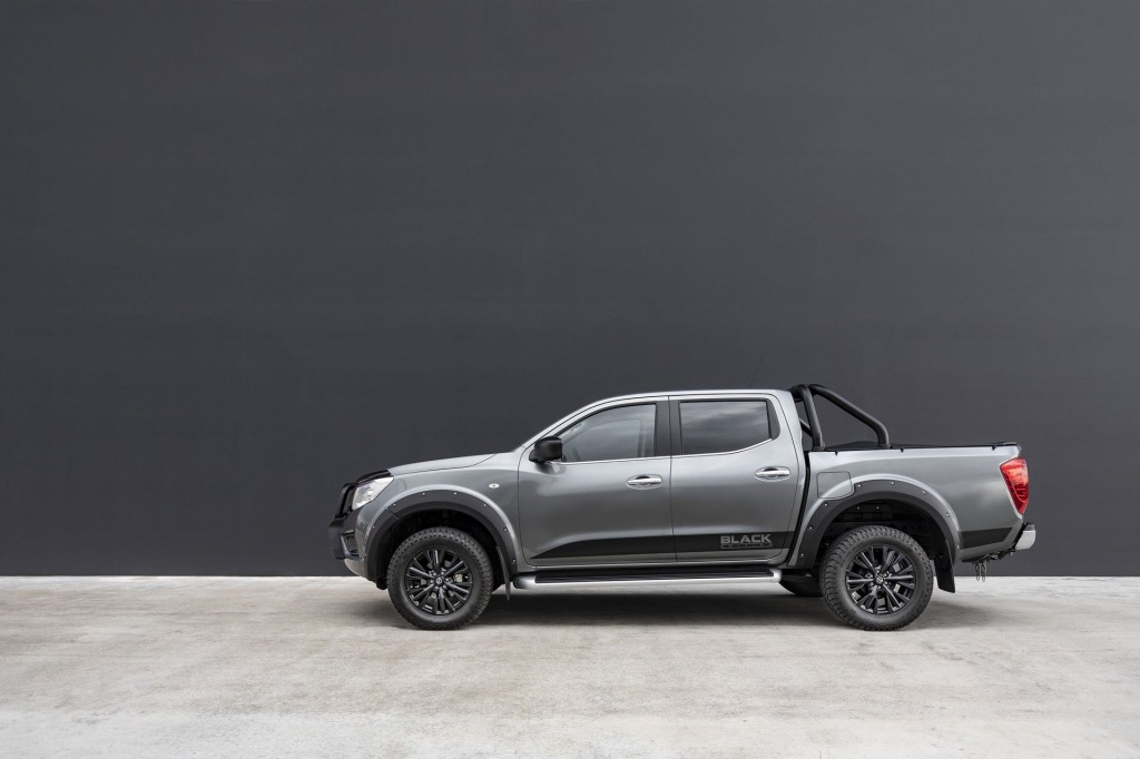 2021 Nissan Navara Wallpapers