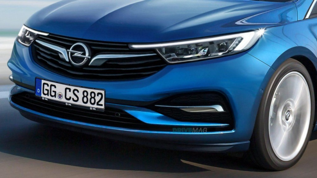 2021 Opel Astra Concept