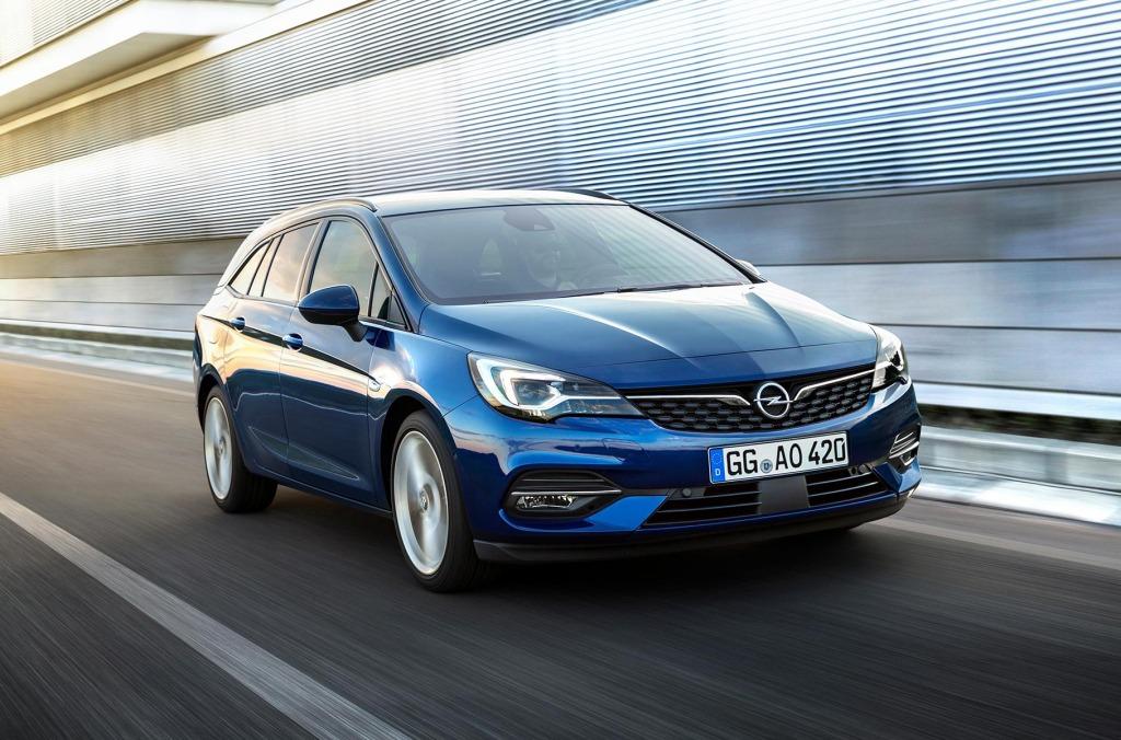 2021 Opel Astra Price