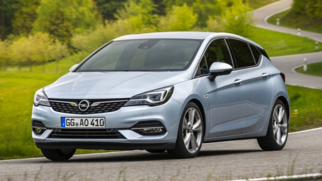 2021 Opel Astra Wallpapers