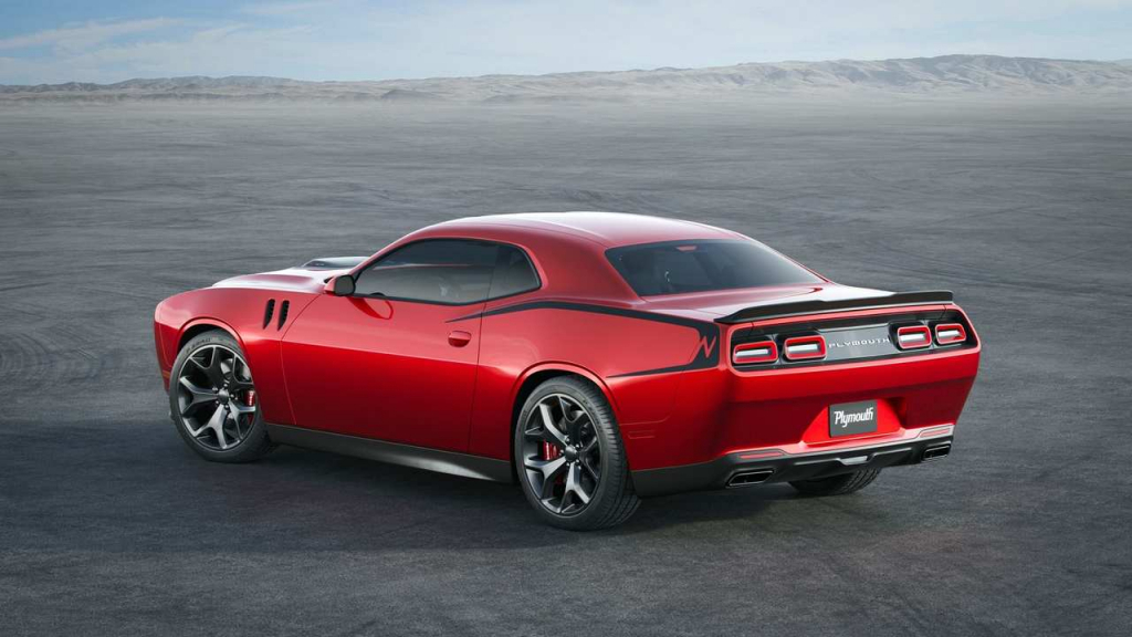 2021 Plymouth Barracuda Wallpapers