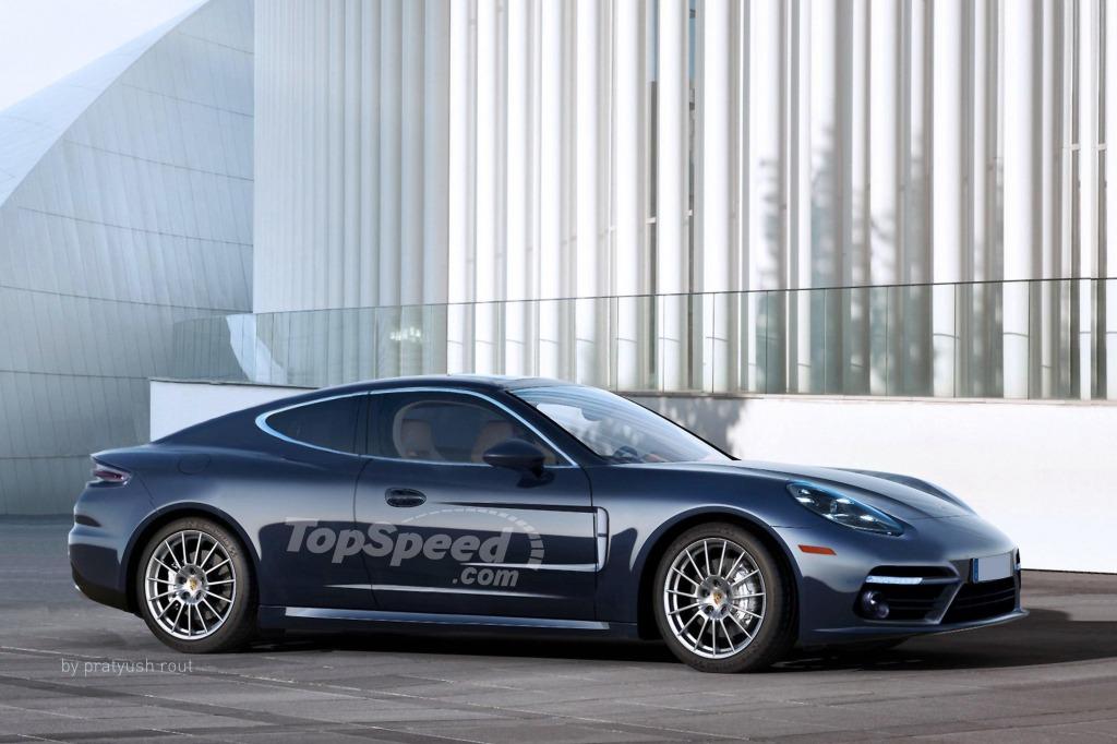 2021 Porsche 928Concept Redesign