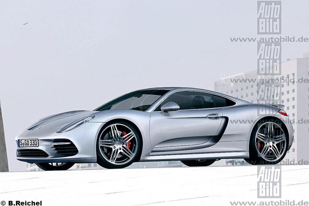 2021 Porsche 960 Exterior