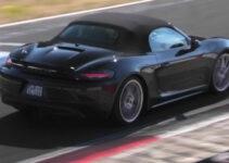 2021 Porsche Boxster s Release date