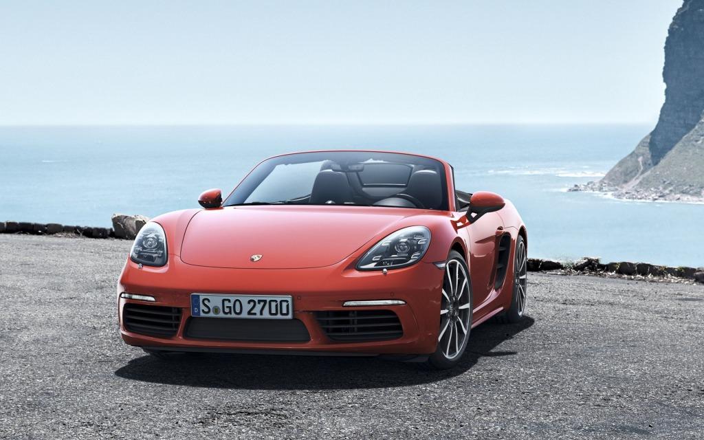 2021 Porsche Boxster S Wallpapers