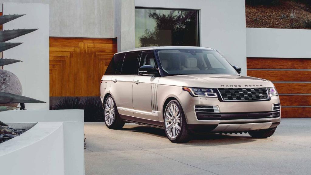 2021 Range Rover Sport Drivetrain