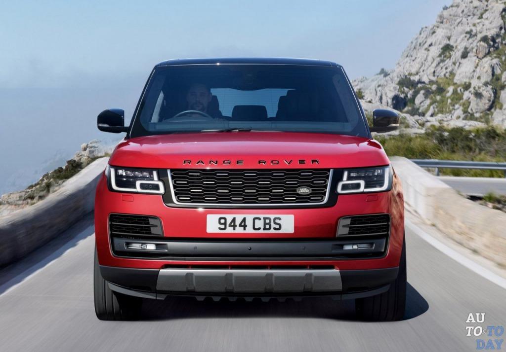 2021 Range Rover Sport Images
