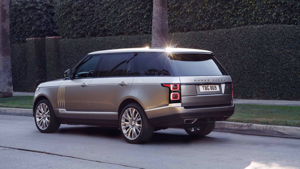 2021 Range Rover Sport Pictures