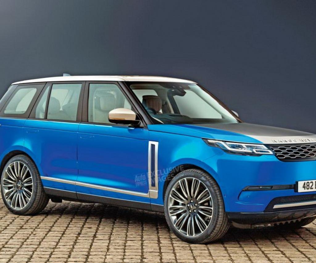 2021 Range Rover Sport Powertrain