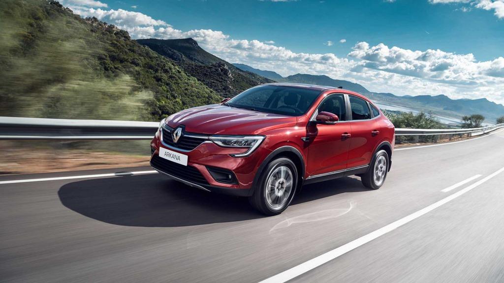 2021 Renault Kadjar Drivetrain