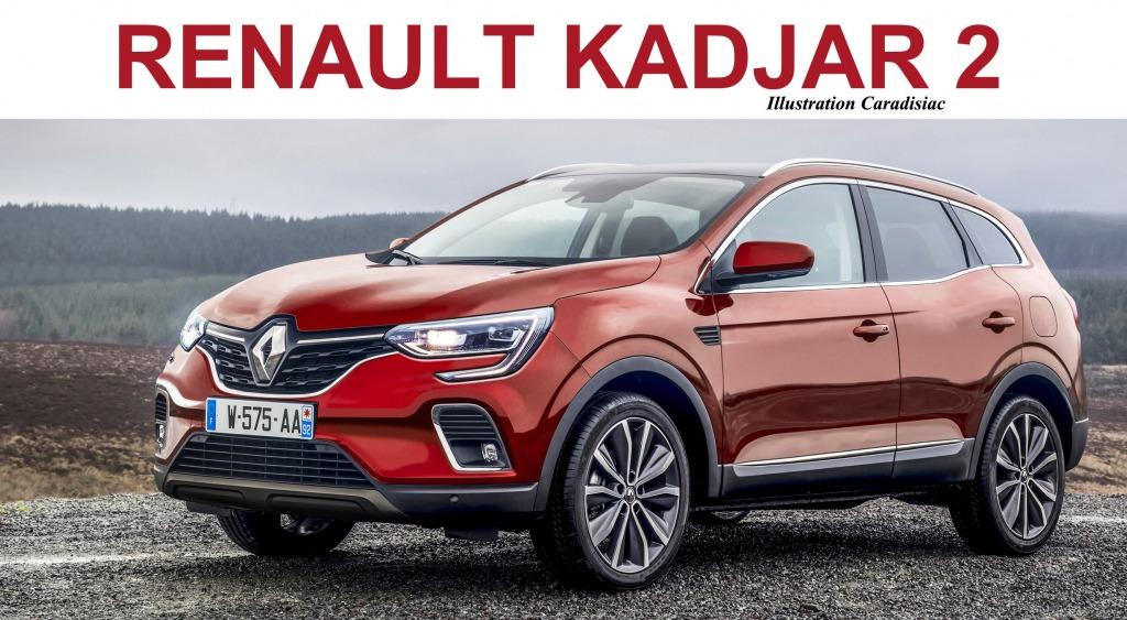 2021 Renault Kadjar Images
