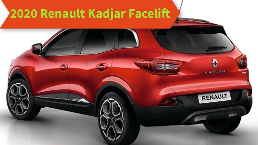 2021 Renault Kadjar Spy Photos