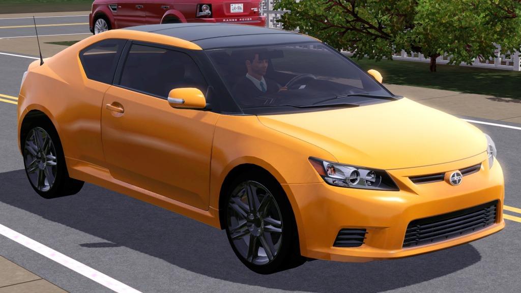 2021 Scion TC Concept