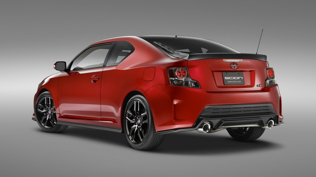 2021 Scion TC Drivetrain