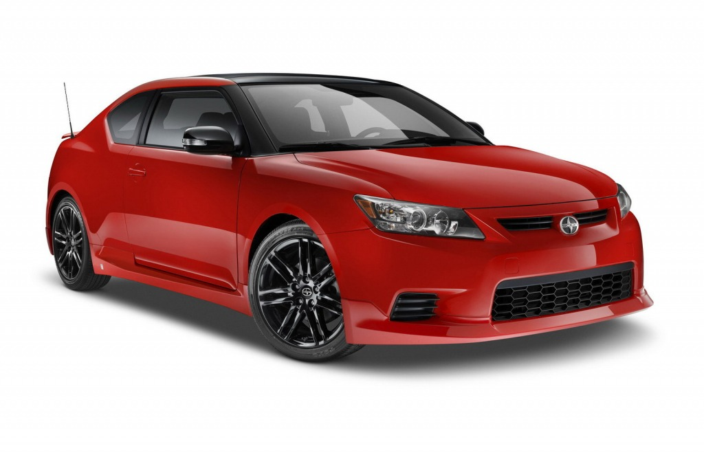 2021 Scion TC Specs