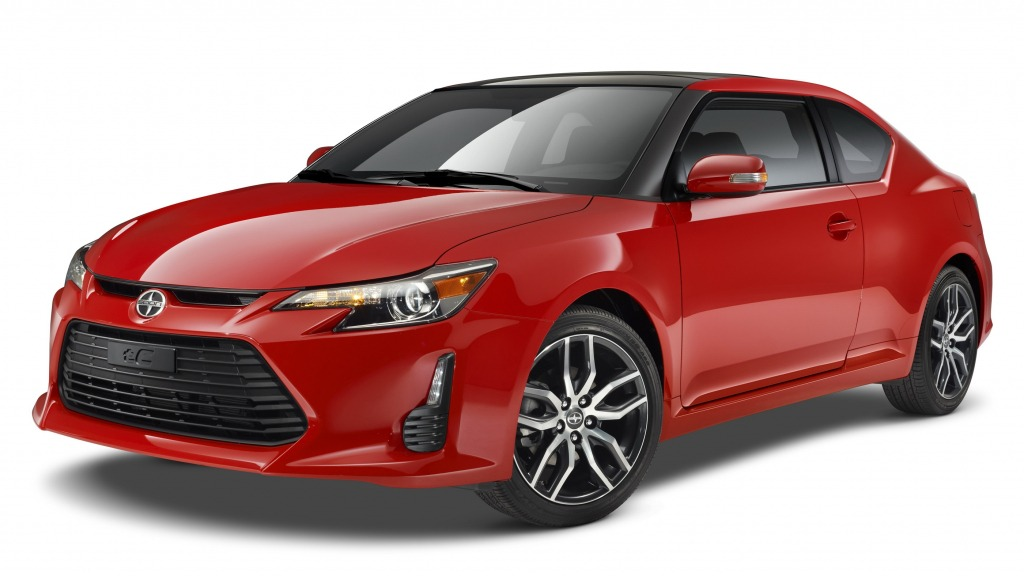 2021 Scion TC Spy Photos