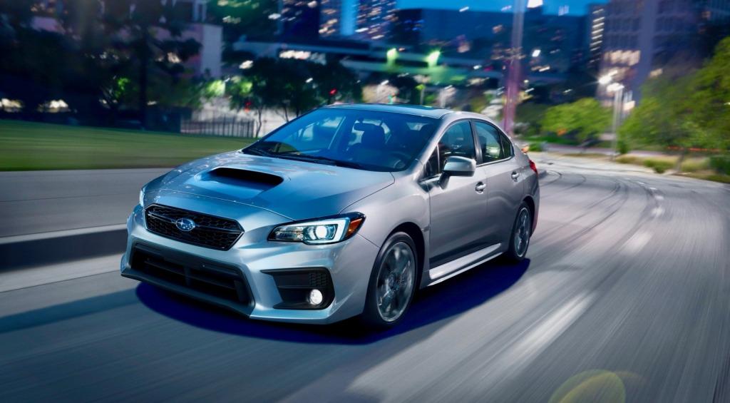 2021 Subaru WRX STI Specs | New Cars Zone