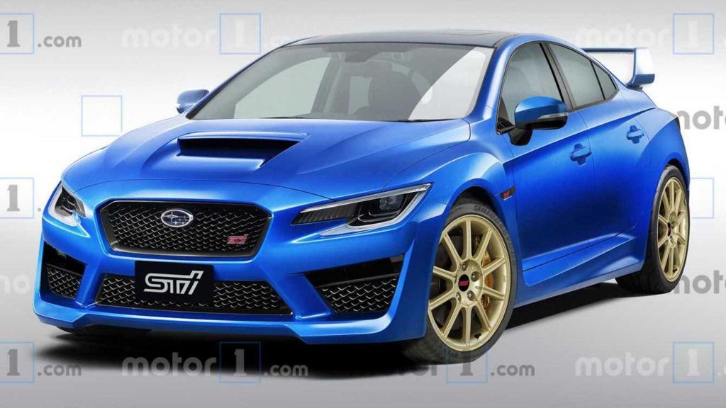 2021 Subaru WRX STI Specs