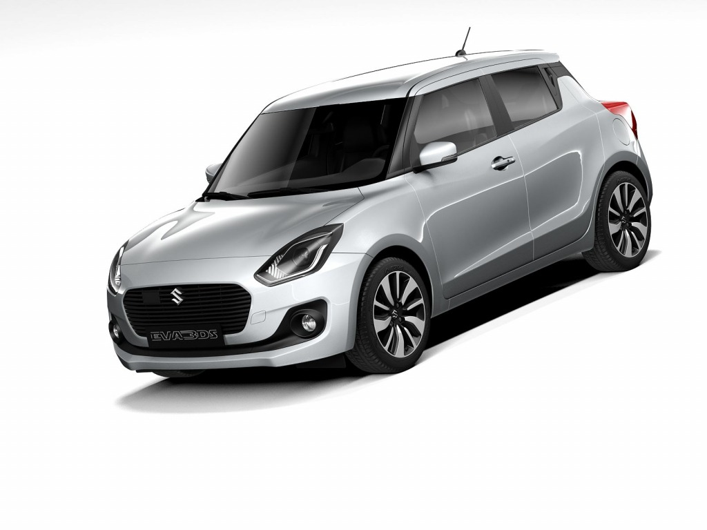2021 Suzuki Swift Redesign