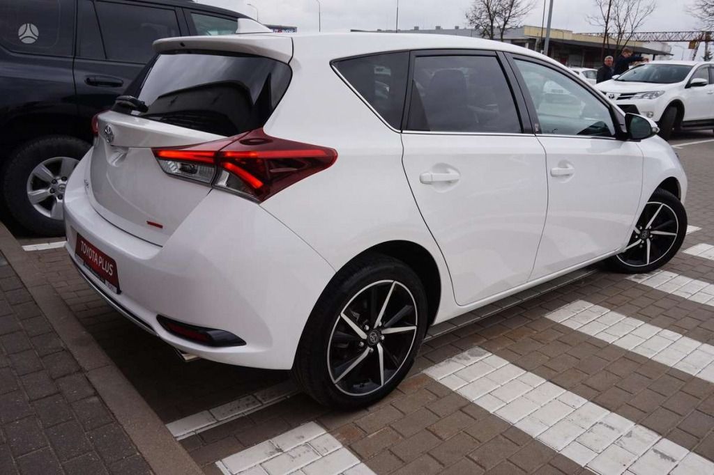 2021 Toyota Auris Powertrain