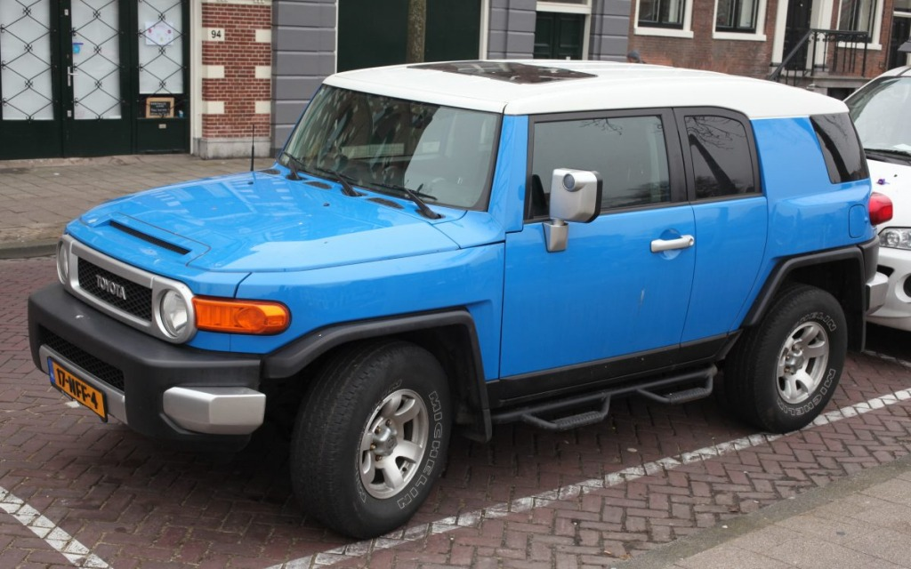 2021 Toyota FJ Cruiser Wallpapers
