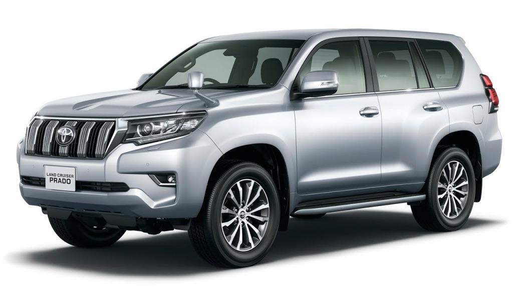 2021 Toyota Prado Redesign