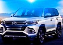 2021 Toyota Prado Specs