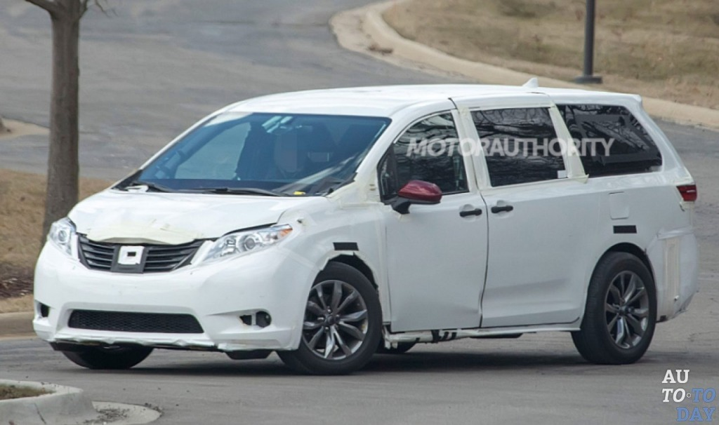 2021 Toyota Sienna Concept