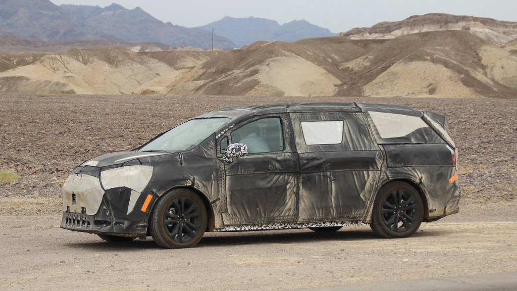2021 Toyota Sienna Pictures