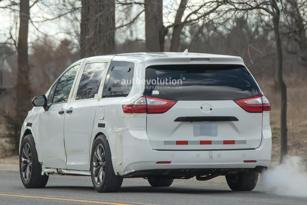 2021 Toyota Sienna Release Date