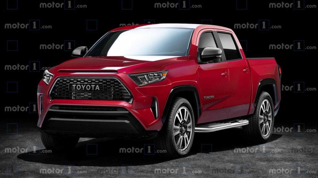 2021 Toyota Tundra Concept