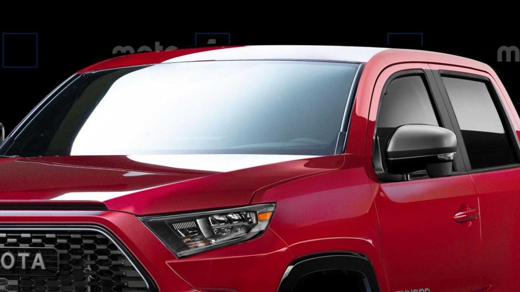 2021 Toyota Tundra Redesign