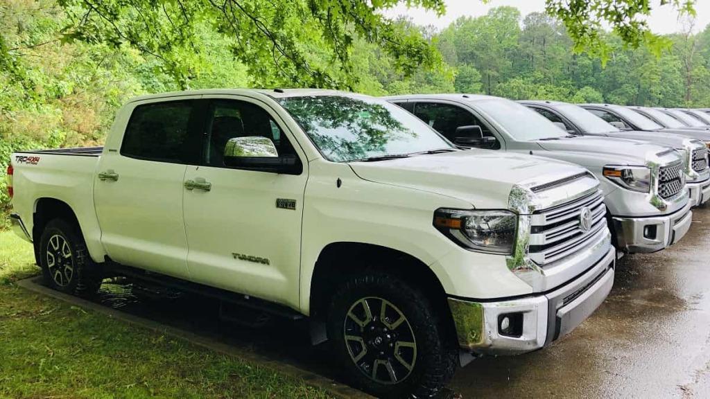 2021 Toyota Tundra Wallpaper