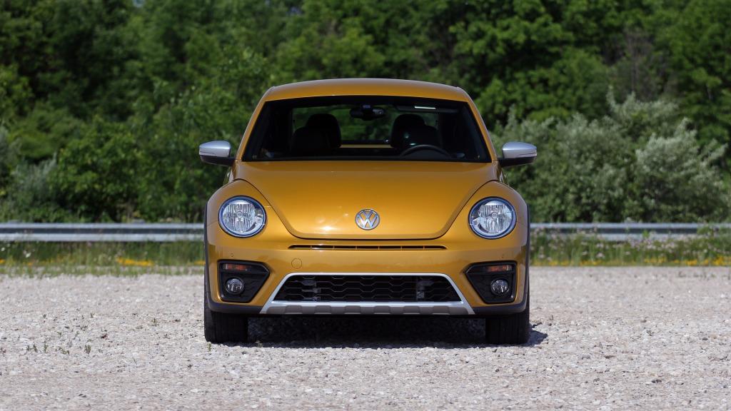 2021 Volkswagen Beetle Dune Concept