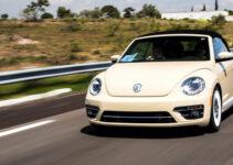 2021 Volkswagen Beetle Dune Interior